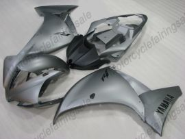 Yamaha YZF-R1 2012-2014 Injection ABS Fairing - Factory Style - Gray/Black