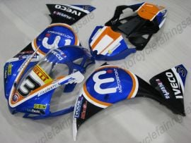 Yamaha YZF-R1 2012-2014 Injection ABS Fairing - Factory Style - Blue/Black