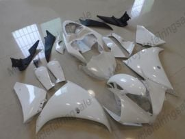 Yamaha YZF-R1 2012-2014 Injection ABS Fairing - Factory Style - White/Black