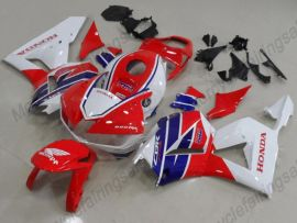 Honda CBR 600RR F5 2013-2019 Injection ABS Fairing - Factory Style- Red/White/Blue
