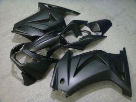 Kawasaki NINJA EX250 2008-2012 Injection ABS Fairing - Factory Style - All Black(matte)