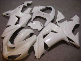 Kawasaki NINJA ZX10R 2006-2007 Injection ABS Fairing - Factory Style - All White