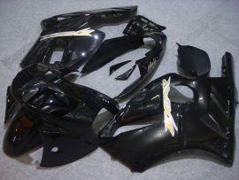 Kawasaki NINJA ZX12R 2002-2005 ABS Fairing - Others - All Black