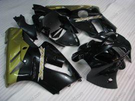 Kawasaki NINJA ZX12R 2002-2005 ABS Fairing - Others - Black/Gold