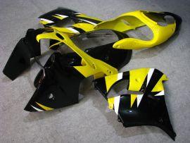 Kawasaki NINJA ZX9R 2000-2001 ABS Fairing - Others - Yellow/Black