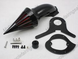 Honda New Shadow Aero 750 Spike Intake Filter Air Cleaner Kit All Year -Black
