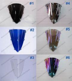 6 x Color Yamaha YZF R1 1998-1999 Windscreen / Windshield