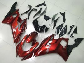 Yamaha YZF-R6 2017-2019 Injection ABS Fairing - Others - Red/Black