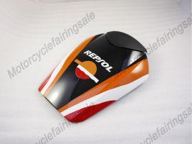 Honda CBR1000RR 2008-2012 Rear Pillion Seat Cowl - Repsol - Black