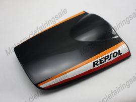 Honda CBR600RR F5 2003-2006 Rear Pillion Seat Cowl - Repsol - Black
