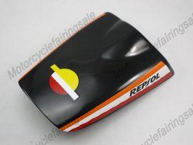 Honda CBR900RR 954 2002-2003 Rear Pillion Seat Cowl - Repsol - Black