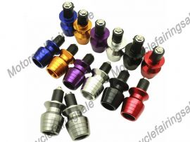 7 x Color Motorcycle Universal End Weight Handlebar