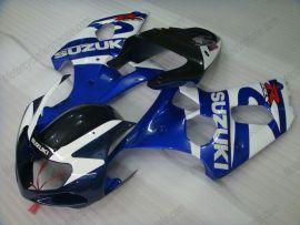 Suzuki GSX-R 1000 2000-2002 K1 K2 Injection ABS Fairing - Others - Blue/White/Black