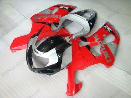 Suzuki GSX-R 1000 2000-2002 K1 K2 Injection ABS Fairing - Others - Red/Black
