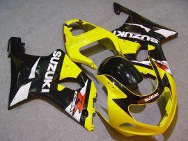 Suzuki GSX-R 1000 2000-2002 K1 K2 Injection ABS Fairing - Others - Yellow/Black