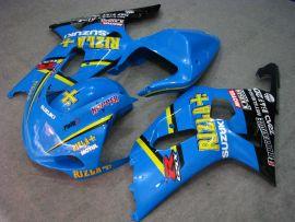 Suzuki GSX-R 1000 2000-2002 K1 K2 Injection ABS Fairing - Rizla+ - Blue/Black