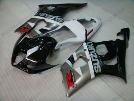 Suzuki GSX-R 1000 2003-2004 K3 Injection ABS Fairing - Others - Black/Gray/White