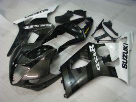Suzuki GSX-R 1000 2003-2004 K3 Injection ABS Fairing - Others - Black/White