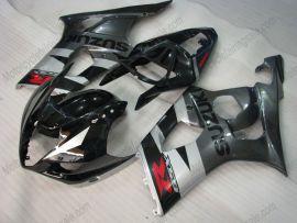Suzuki GSX-R 1000 2003-2004 K3 Injection ABS Fairing - Others - Gray/Black
