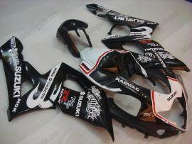 Suzuki GSX-R 1000 2005-2006 K5 Injection ABS Fairing - Beacon - Black/White