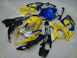 Suzuki GSX-R 1000 2005-2006 K5 Injection ABS Fairing - Corona - Yellow/Blue/Black