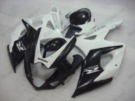 Suzuki GSX-R 1000 2005-2006 K5 Injection ABS Fairing - Others - White/Black