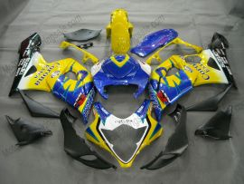 Suzuki GSX-R 1000 2005-2006 K5 Injection ABS Fairing - Corona - Blue/Yellow