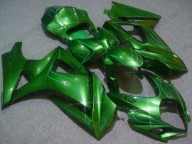 Suzuki GSX-R 1000 2007-2008 K7 Injection ABS Fairing - Others - All Green