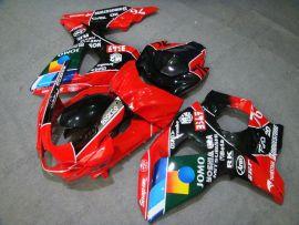 Suzuki GSX-R 1000 2009-2012 K9 Injection ABS Fairing - JOMO - Red/Black