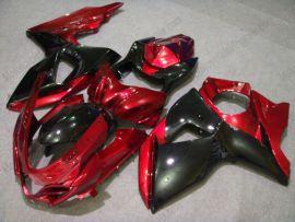 Suzuki GSX-R 1000 2009-2012 K9 Injection ABS Fairing - Others - Red/Black