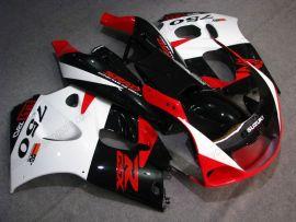 Suzuki GSX-R 600/750 1997-1999 ABS Fairing - Others - Black/White/Red