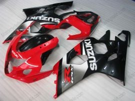 Suzuki GSX-R 600/750 2004-2005 K4 Injection ABS Fairing - Others - grey/black body with red headlight