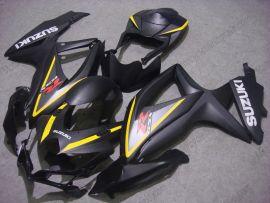 Suzuki GSX-R 600/750 2008-2010 K8 Injection ABS Fairing - Others - Black
