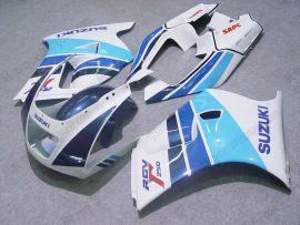 Suzuki RGV250 VJ22 1990-1995 ABS Fairing - Others - Blue/White