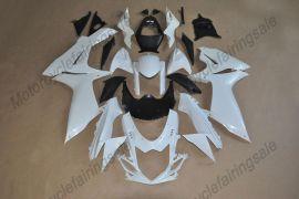 Suzuki GSX-R 600/750 2011-2015 K11 Injection ABS Unpainted Fairing - White
