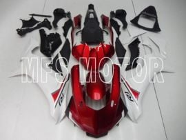Yamaha YZF-R1 2015-2020 Injection ABS Fairing - Others - White/Red