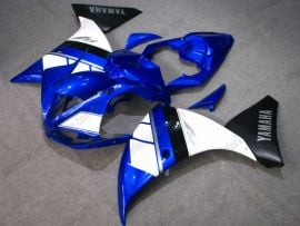 Yamaha YZF-R1 2009-2011 Injection ABS Fairing - Others - Blue/White