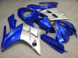 Yamaha FJR1300 2001-2005 ABS Fairing - Others - Blue/Silver