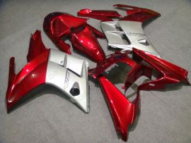 Yamaha FJR1300 2001-2005 ABS Fairing - Others - Red/Silver