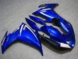 Yamaha FZ6R 2009 ABS Fairing - Others - All Blue