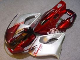 Yamaha YZF-1000R 1997-2007 ABS Fairing - Others - Red/Silver