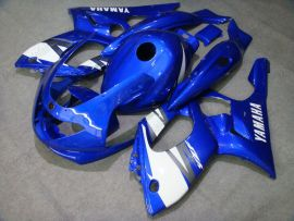 Yamaha YZF-600R 1994-2007 ABS Fairing - Others - Blue/White