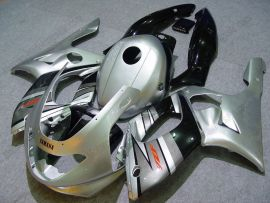 Yamaha YZF-600R 1994-2007 ABS Fairing - Others - Silver/Black