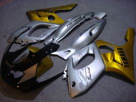 Yamaha YZF-600R 1994-2007 ABS Fairing - Others - Silver/Golden