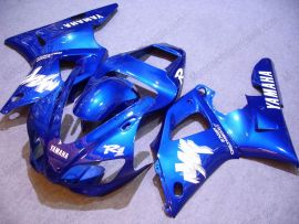 Yamaha YZF-R1 1998-1999 Injection ABS Fairing - Others - All Blue