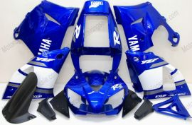 Yamaha YZF-R1 1998-1999 Injection ABS Fairing - Others - Blue/White