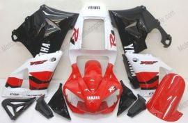 Yamaha YZF-R1 1998-1999 Injection ABS Fairing - Others - Red/White/Black