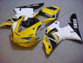 Yamaha YZF-R1 1998-1999 Injection ABS Fairing - Others - Yellow/Black/White