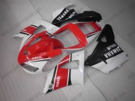 Yamaha YZF-R1 1998-1999 Injection ABS Fairing - Others - Red/Black/White