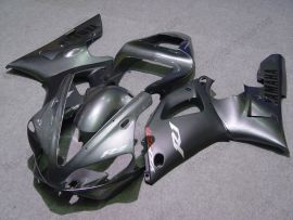 Yamaha YZF-R1 2000-2001 Injection ABS Fairing - Others - All Gray